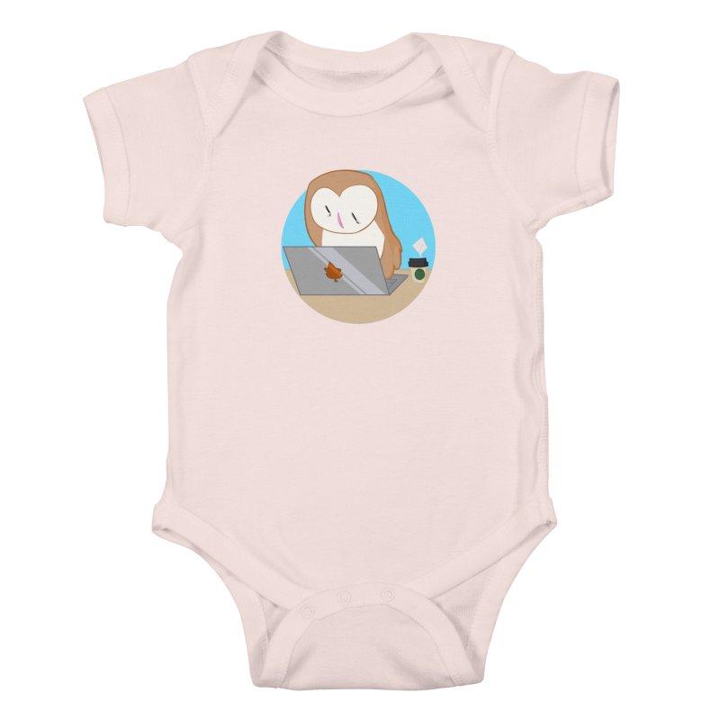 Drew Shapiro Kids Baby Bodysuit by Misterdressup