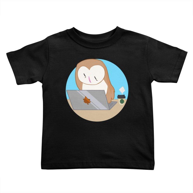 Drew Shapiro Kids Toddler T-Shirt by Misterdressup
