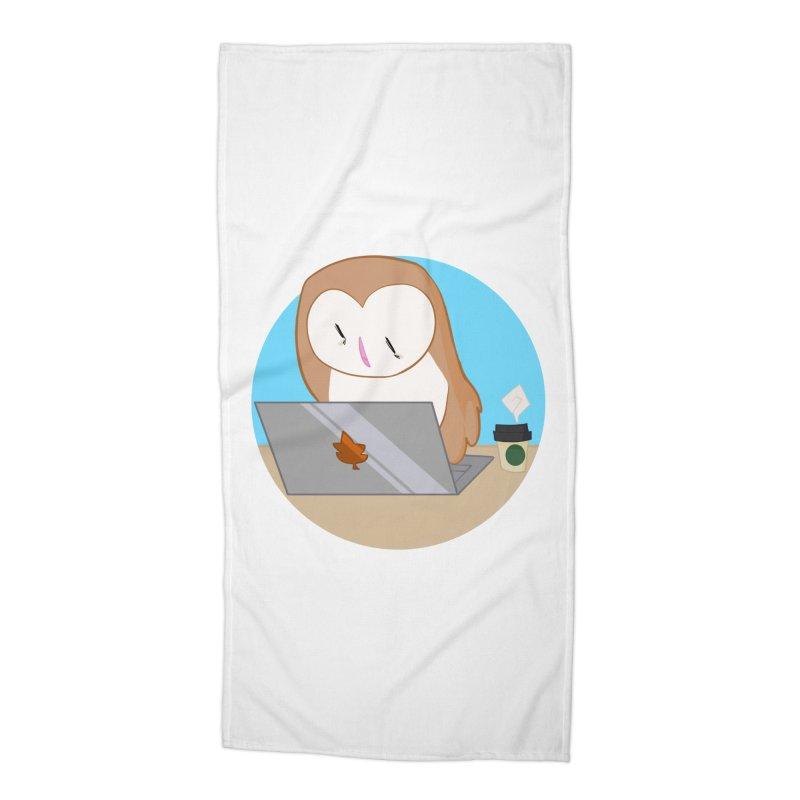 Drew Shapiro Accessories Beach Towel by Misterdressup