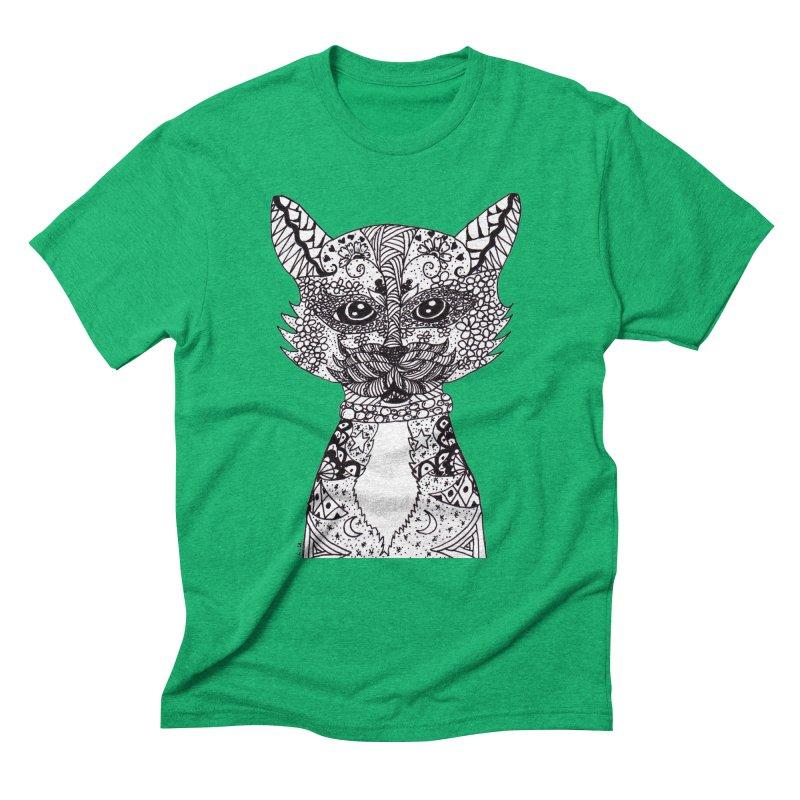Lara Ulshöfer Men's Triblend T-Shirt by Misterdressup