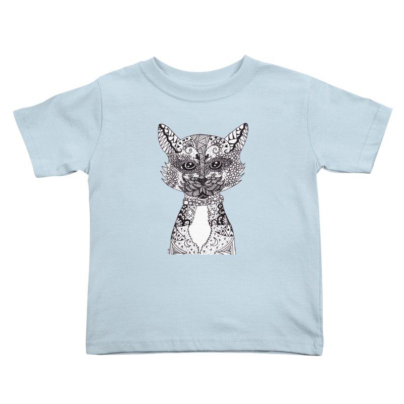 Lara Ulshöfer Kids Toddler T-Shirt by Misterdressup