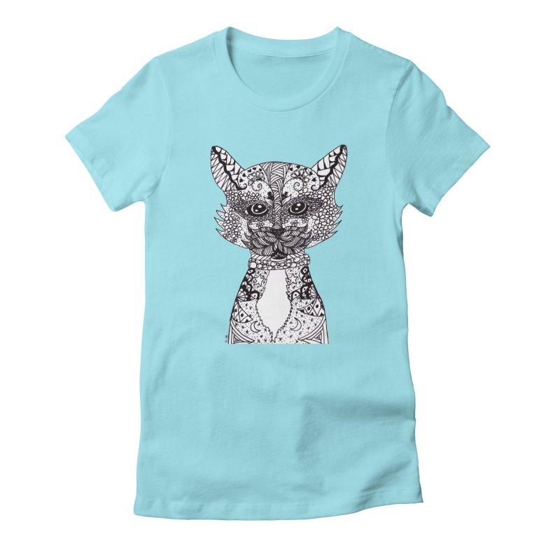 Lara Ulshöfer Women's Fitted T-Shirt by Misterdressup