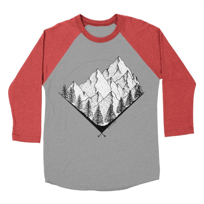 Varnika Marwah Men's Baseball Triblend T-Shirt by Misterdressup