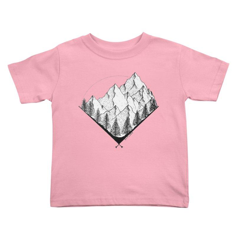 Varnika Marwah Kids Toddler T-Shirt by Misterdressup
