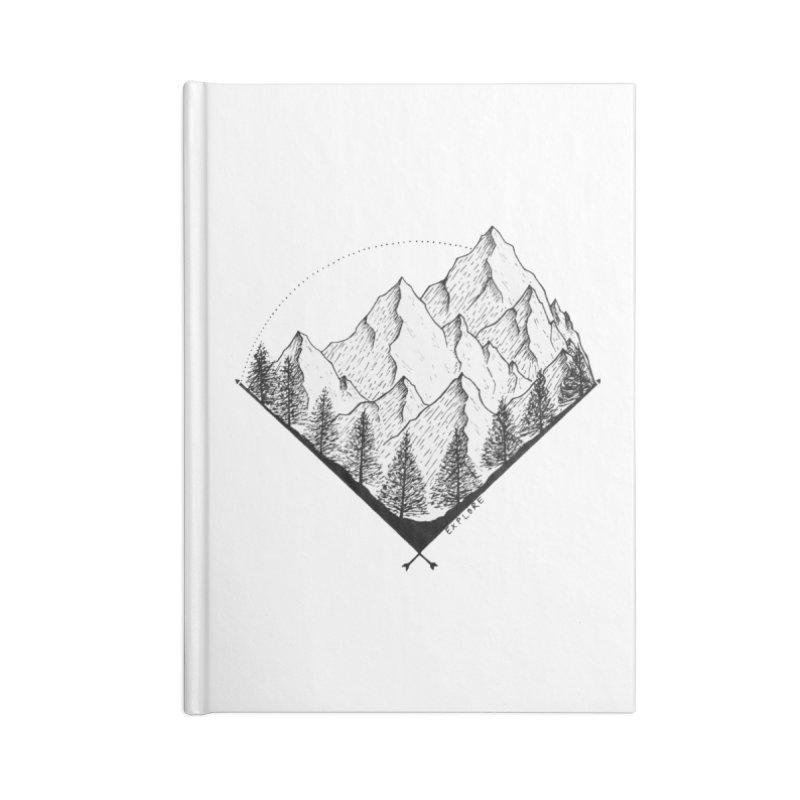 Varnika Marwah Accessories Notebook by Misterdressup