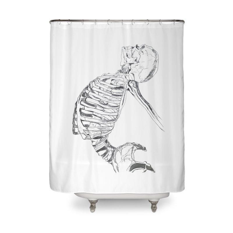 Zolnikova Irina Home Shower Curtain by Misterdressup