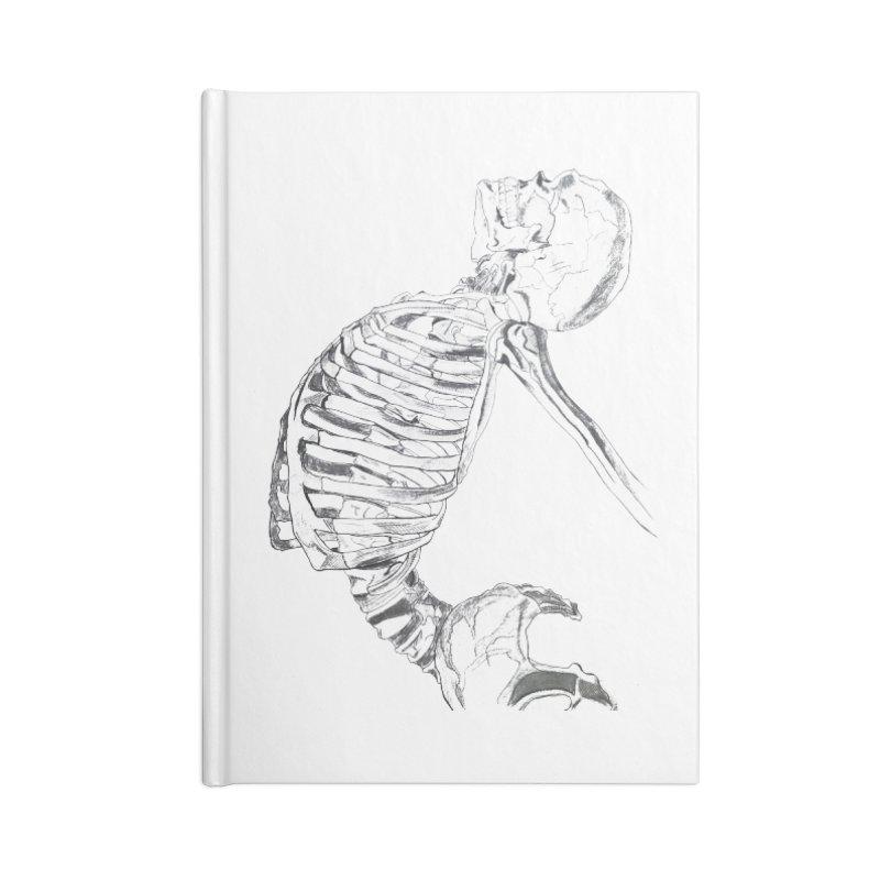 Zolnikova Irina Accessories Notebook by Misterdressup