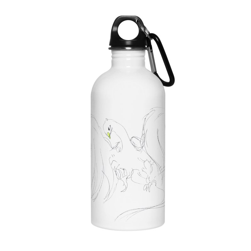 Naoki Doi Accessories Water Bottle by Misterdressup