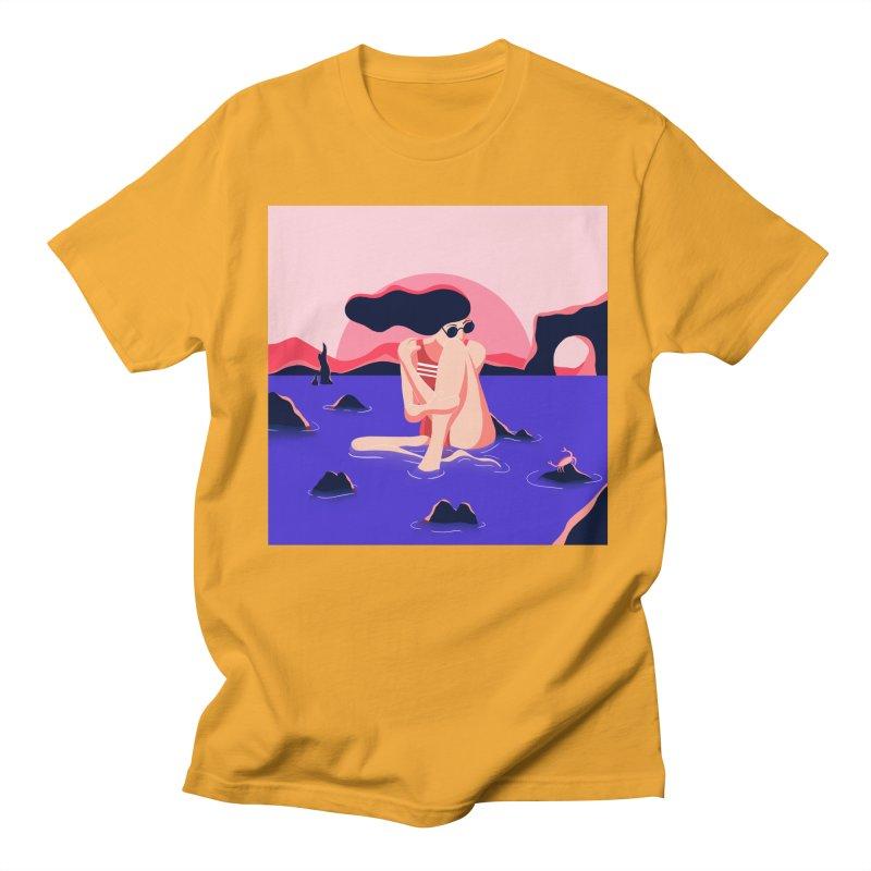 Thibault Pagnard Men's T-Shirt by Misterdressup