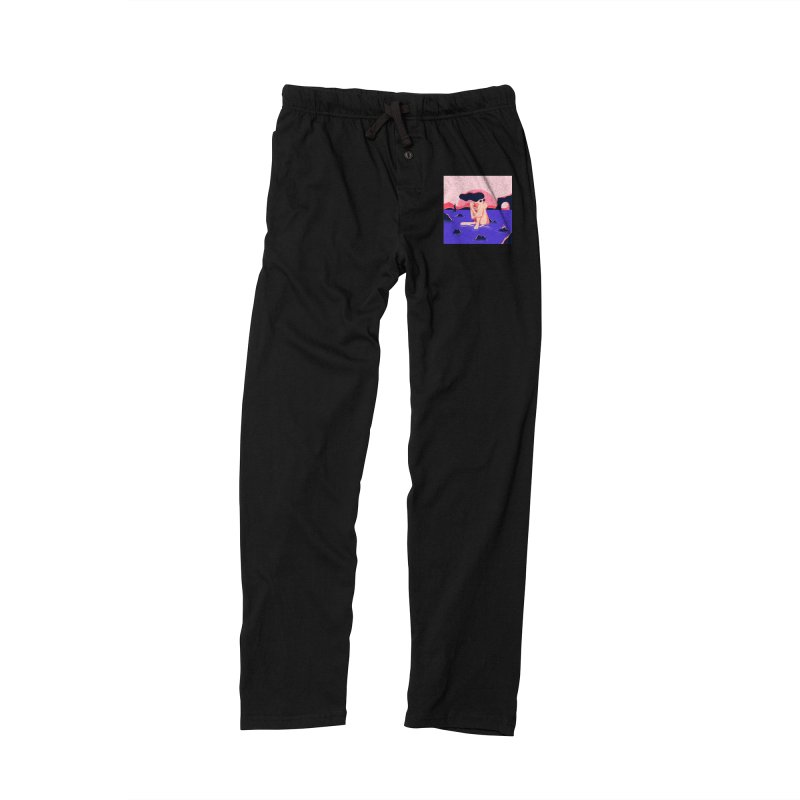 Thibault Pagnard Women's Lounge Pants by Misterdressup