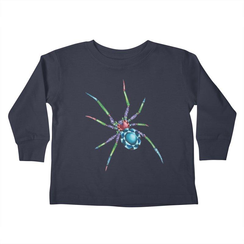 Helena Ward Kids Toddler Longsleeve T-Shirt by Misterdressup