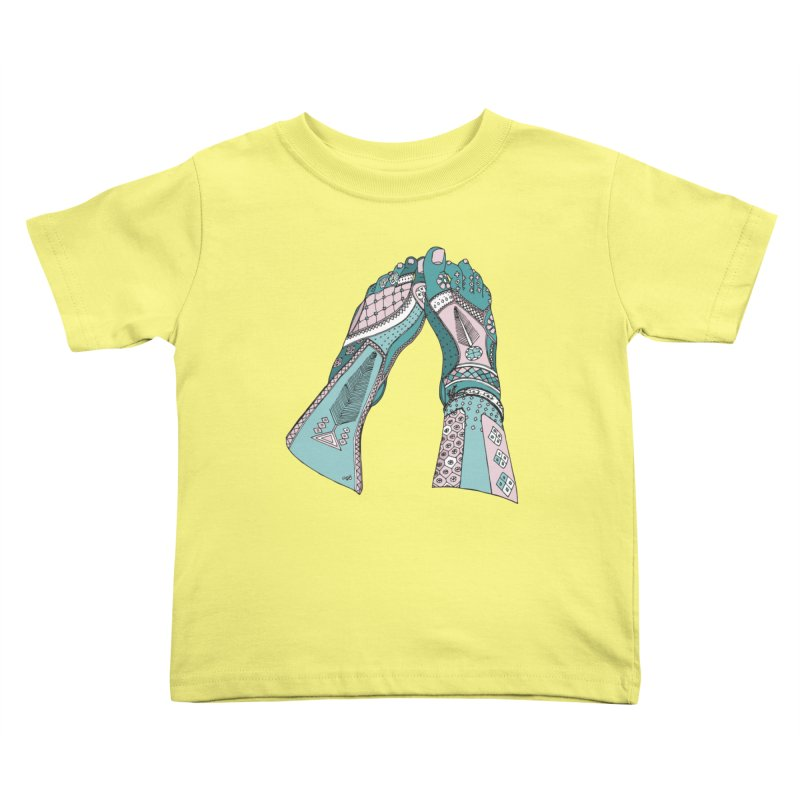 Tahere Kids Toddler T-Shirt by Misterdressup