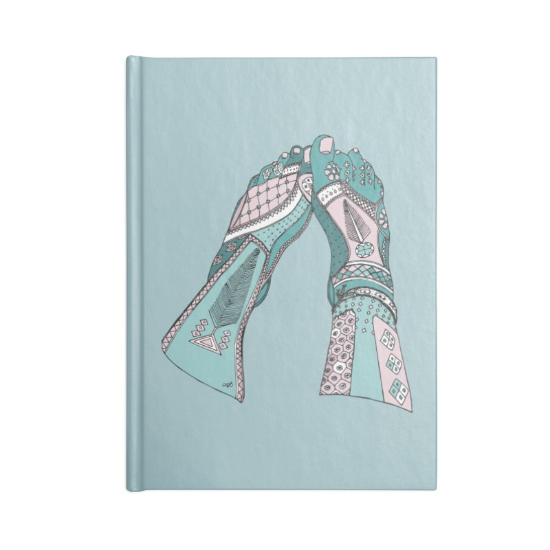 Tahere Accessories Notebook by Misterdressup