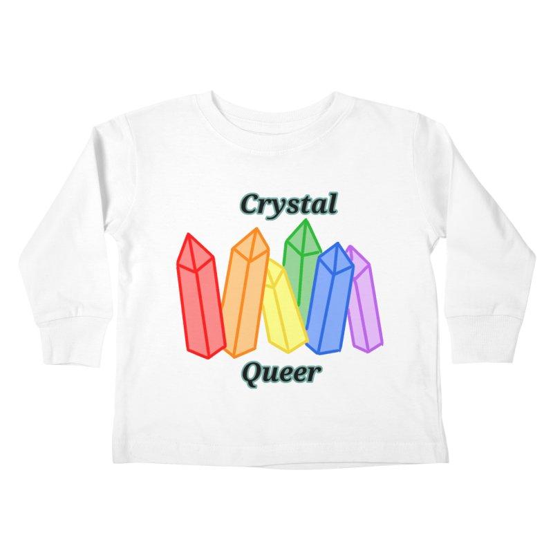 Emily Long Kids Toddler Longsleeve T-Shirt by Misterdressup
