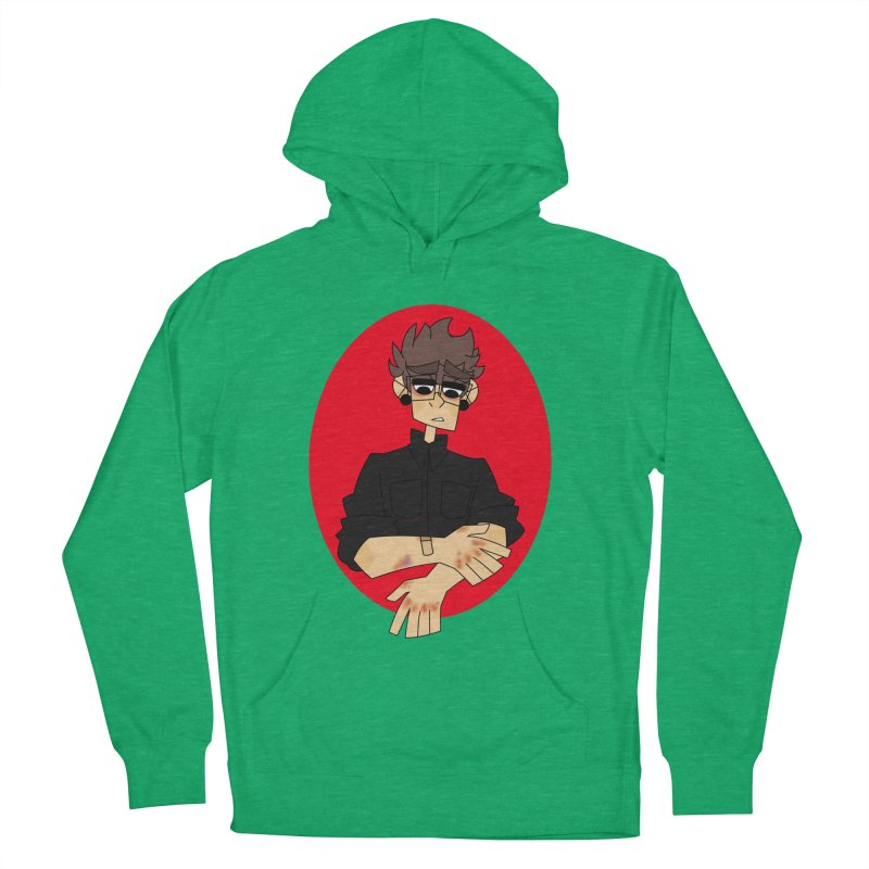 Fro-Frog Men's Pullover Hoody by Misterdressup