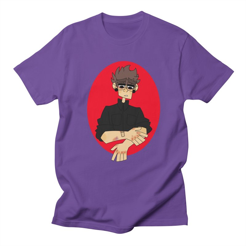 Fro-Frog Women's Unisex T-Shirt by Misterdressup