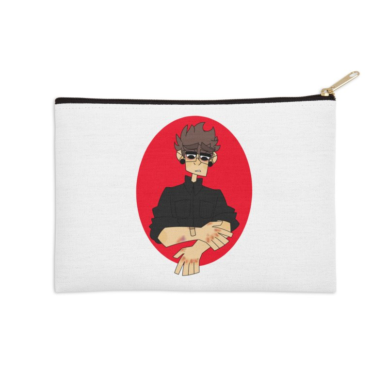 Fro-Frog Accessories Zip Pouch by Misterdressup