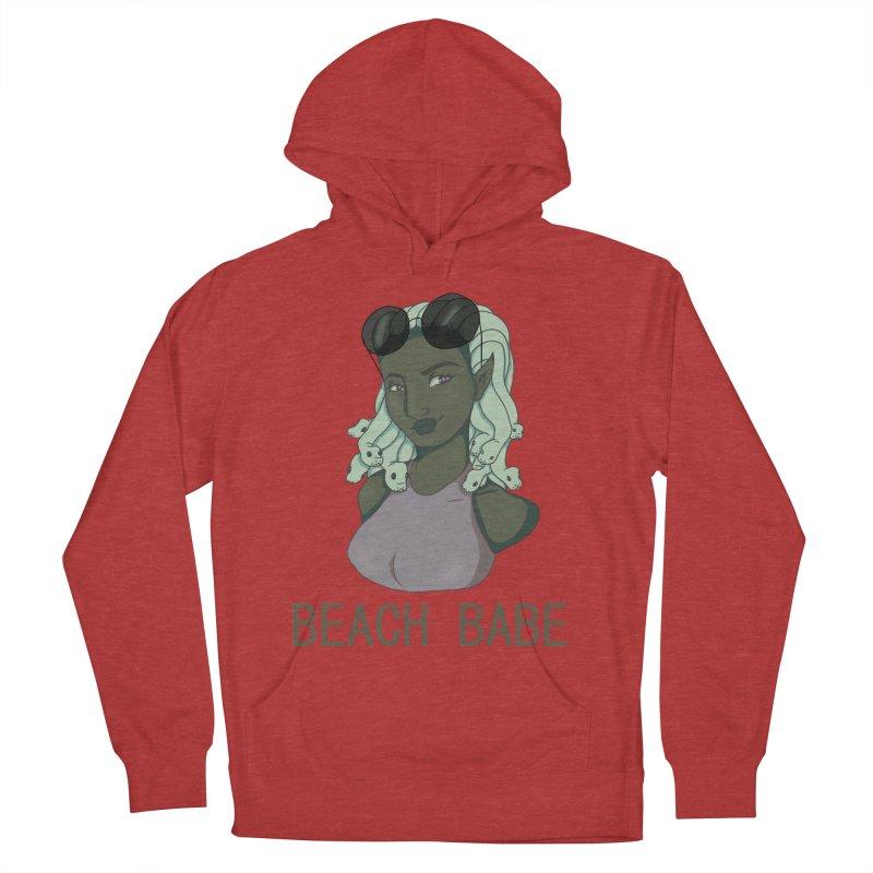 Mackenzie Benton Women's Pullover Hoody by Misterdressup