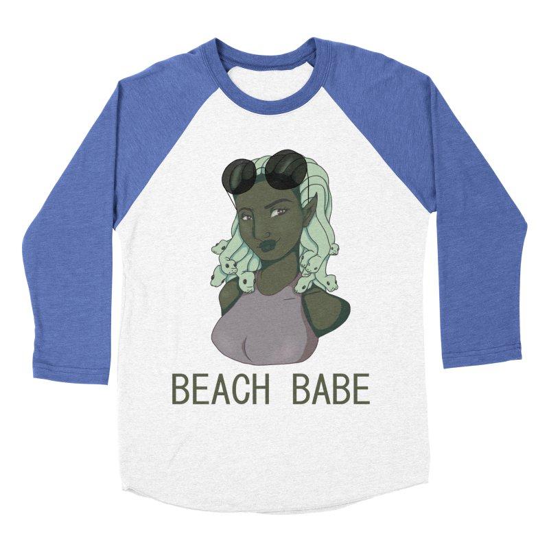 Mackenzie Benton Women's Baseball Triblend Longsleeve T-Shirt by Misterdressup