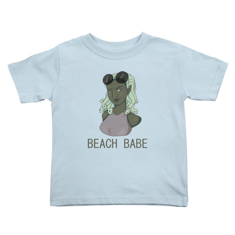 Mackenzie Benton Kids Toddler T-Shirt by Misterdressup