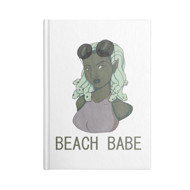 Mackenzie Benton Accessories Notebook by Misterdressup