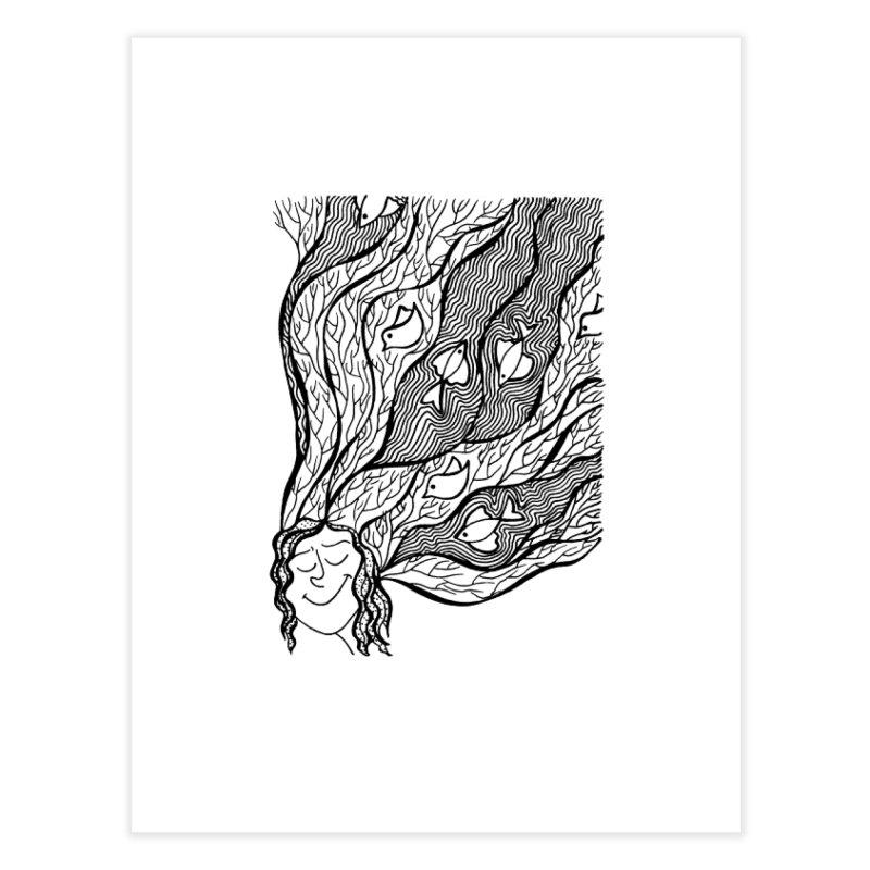 Neetu Mandeep Home Fine Art Print by Misterdressup