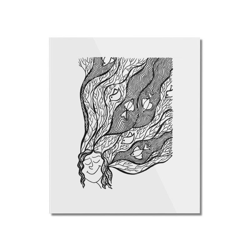 Neetu Mandeep Home Mounted Acrylic Print by Misterdressup