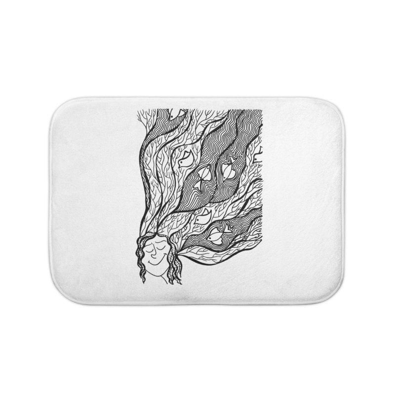 Neetu Mandeep Home Bath Mat by Misterdressup