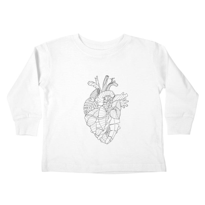 pablo.yague Kids Toddler Longsleeve T-Shirt by Misterdressup