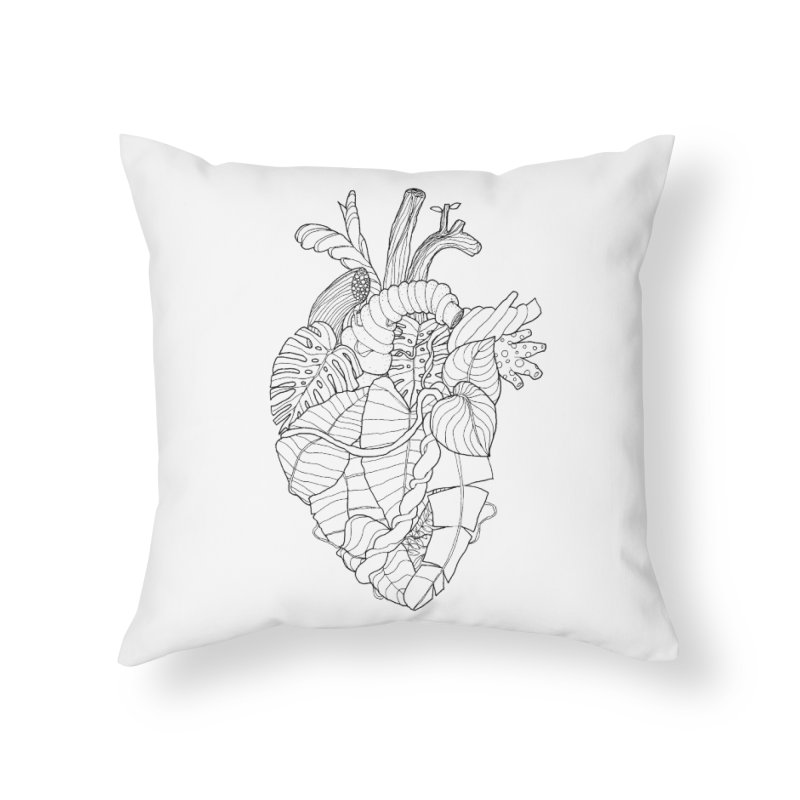 pablo.yague Home Throw Pillow by Misterdressup