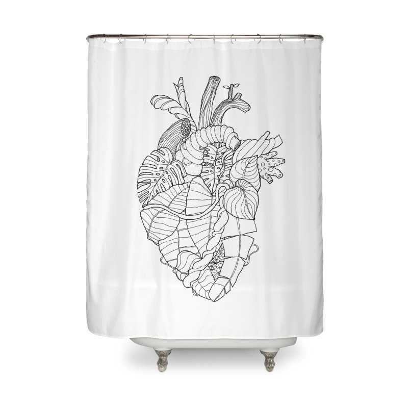 pablo.yague Home Shower Curtain by Misterdressup