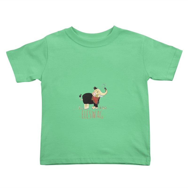 Purnima Viswanathan Kids Toddler T-Shirt by Misterdressup