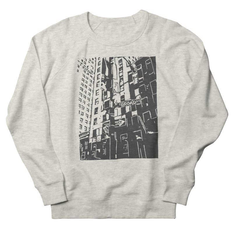 Rebekah Phillips Men's French Terry Sweatshirt by Misterdressup