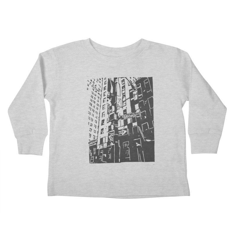 Rebekah Phillips Kids Toddler Longsleeve T-Shirt by Misterdressup