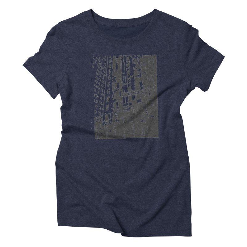 Rebekah Phillips Women's Triblend T-Shirt by Misterdressup