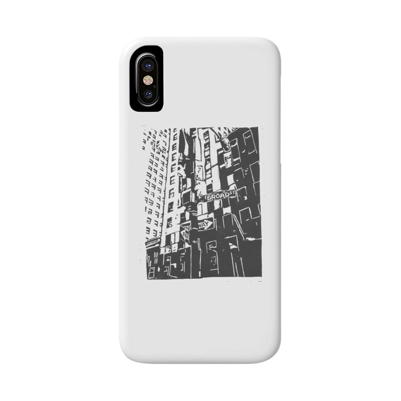 Rebekah Phillips Accessories Phone Case by Misterdressup