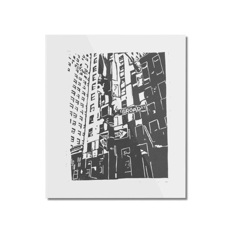 Rebekah Phillips Home Mounted Acrylic Print by Misterdressup