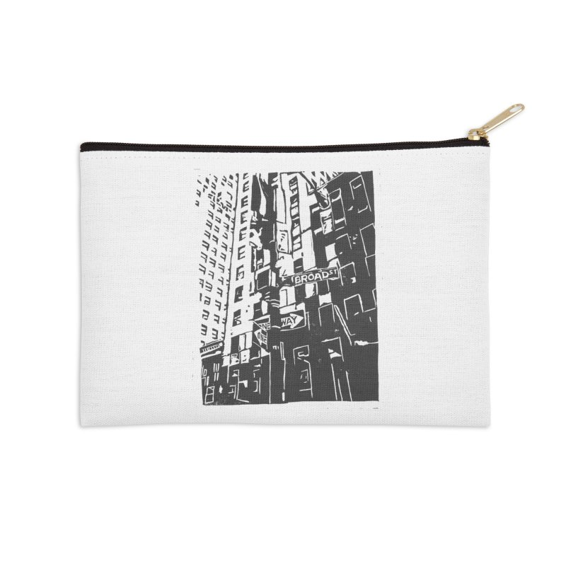 Rebekah Phillips Accessories Zip Pouch by Misterdressup