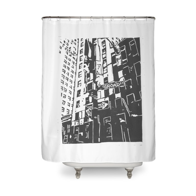 Rebekah Phillips Home Shower Curtain by Misterdressup