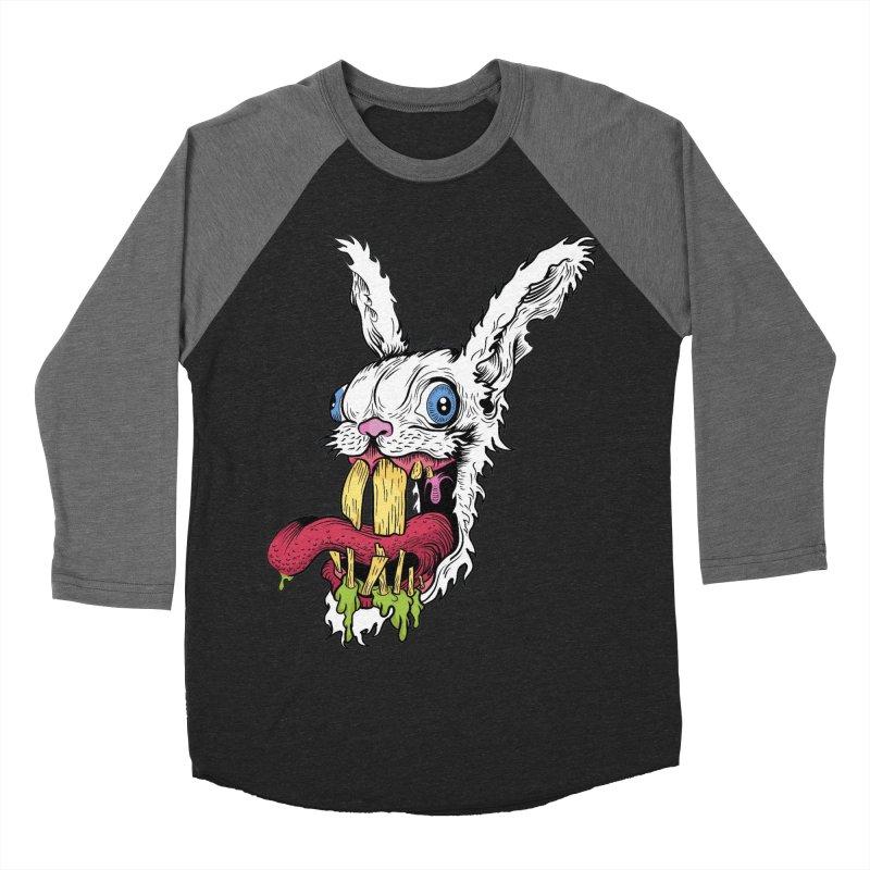 Redx Bleak Women's Baseball Triblend Longsleeve T-Shirt by Misterdressup
