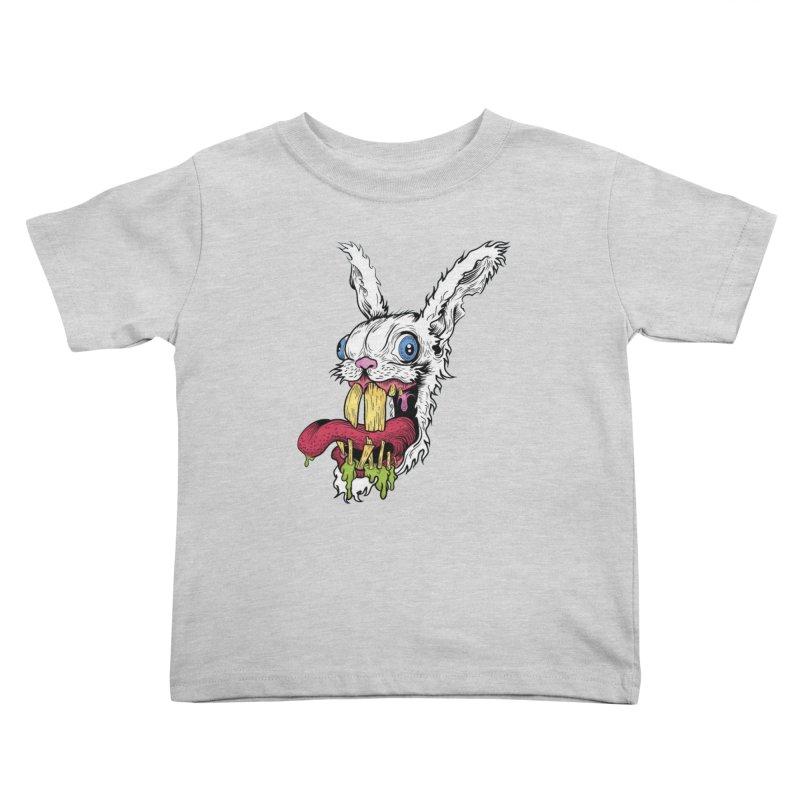 Redx Bleak Kids Toddler T-Shirt by Misterdressup