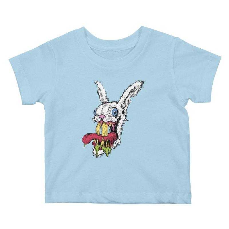 Redx Bleak Kids Baby T-Shirt by Misterdressup