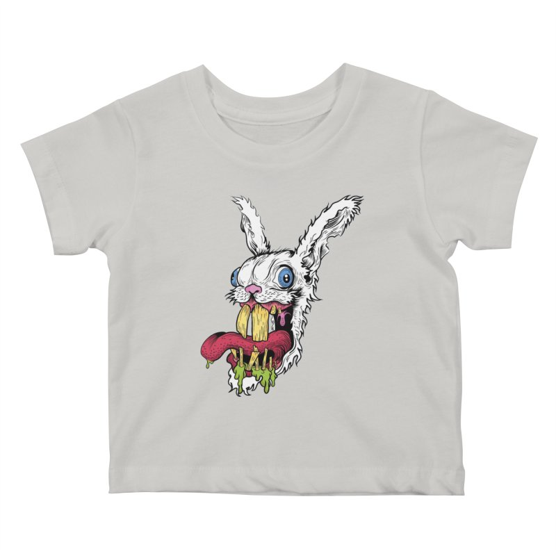 Redx Bleak Kids Baby T-Shirt by Misterdressup
