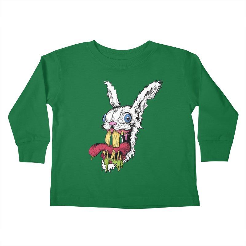 Redx Bleak Kids Toddler Longsleeve T-Shirt by Misterdressup