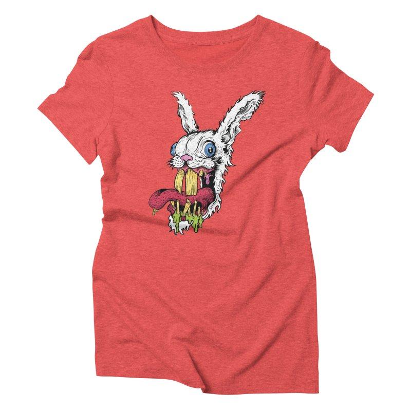 Redx Bleak Women's Triblend T-Shirt by Misterdressup