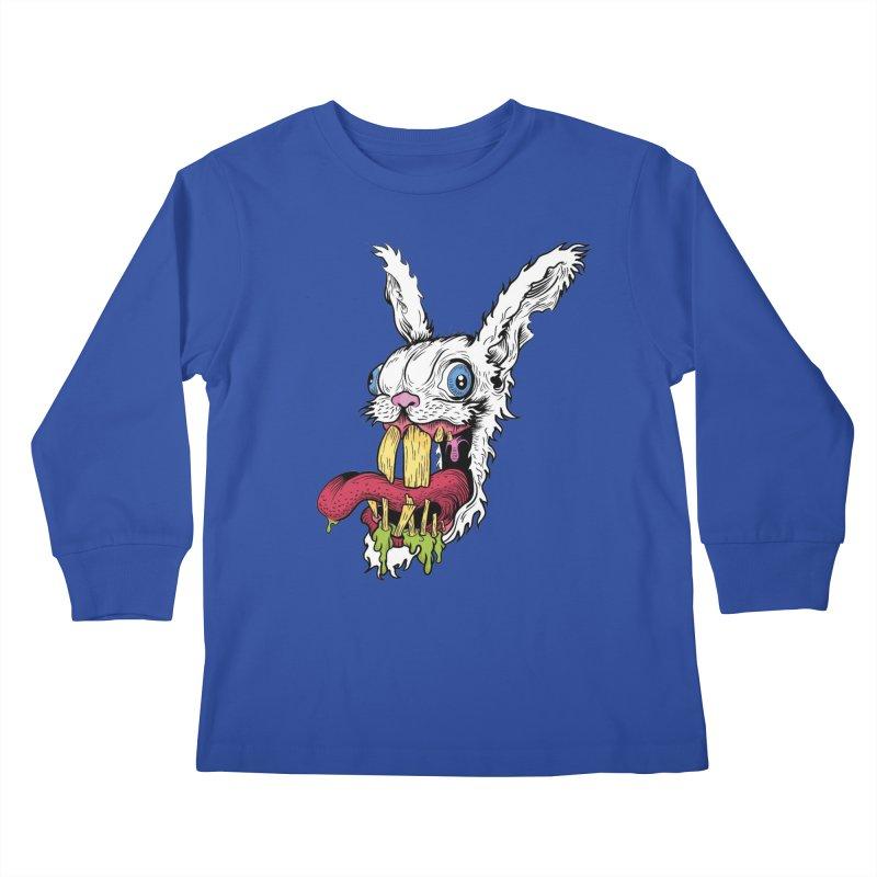 Redx Bleak Kids Longsleeve T-Shirt by Misterdressup