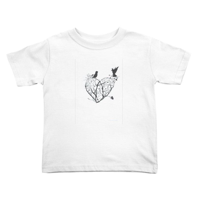 Elena Tamburini Kids Toddler T-Shirt by Misterdressup