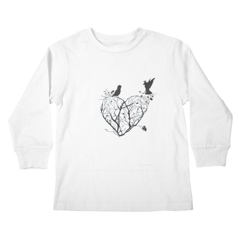 Elena Tamburini Kids Longsleeve T-Shirt by Misterdressup