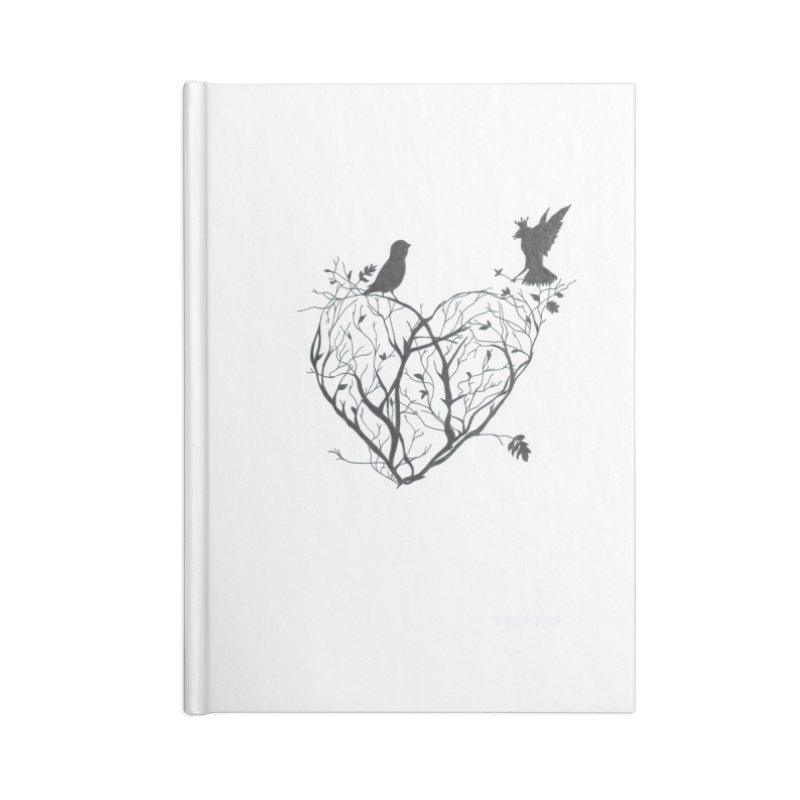 Elena Tamburini Accessories Notebook by Misterdressup