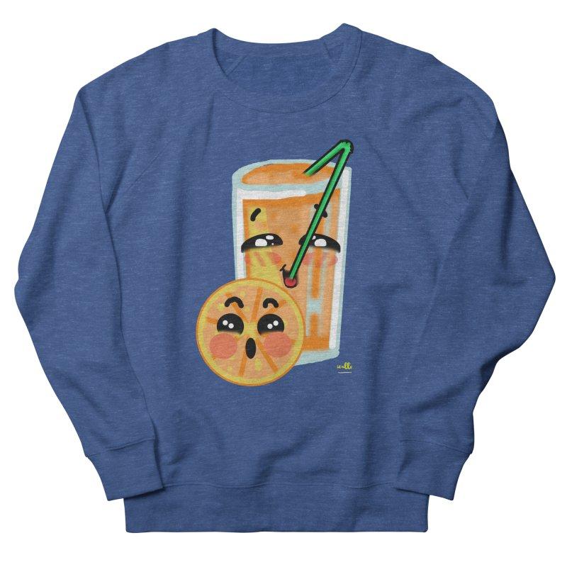 Irene de la Calle Men's French Terry Sweatshirt by Misterdressup